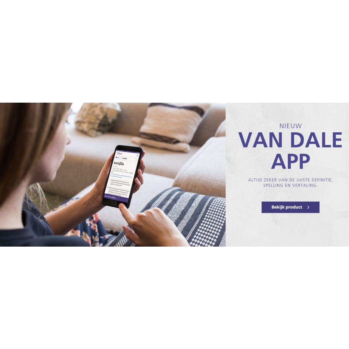 Van Dale Webwinkel
