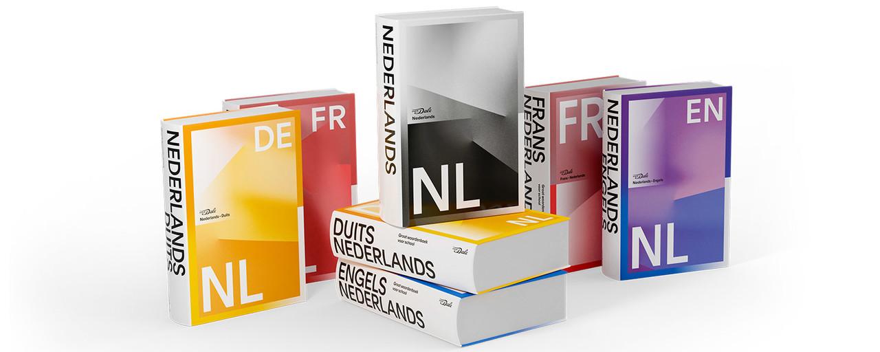 Van Dale Grote woordenboeken voor school